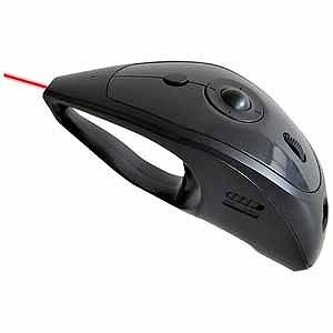 1台2役で便利なレーザーポインター付きのワイヤレスマウスのオススメは?