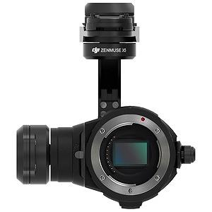 DJI 「Inspire 1対応」4Kカメラ Zenmuse X5(カメラ本体のみ)  ZX5GC(送料無料)