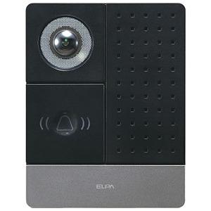 エルパ DECT方式ワイヤレステレビドアホン用増設玄関カメラ DHS‐C22