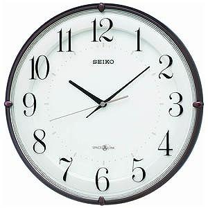 セイコー 衛星電波掛け時計 「スペースリンク」 GP216B