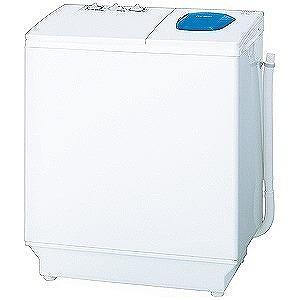 日立 2槽式洗濯機 (6.5kg) 「青空」 PS‐65AS2‐W(標準設置無料)