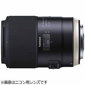 タムロン 交換レンズ SP 90mm F/2.8 Di MACRO 1:1 VC USD Model F017「キヤノンEFマウント」(送料無料)