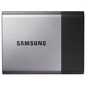 サムスン Portable SSD T3シリーズ(外付けSSD/USB3.1対応/1TB) MU‐PT1T0B/IT