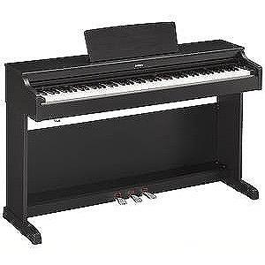 YAMAHA 電子ピアノ ARIUS(アリウス) YDPシリーズ(88鍵盤/ブラックウッド調仕上げ) YDP‐163B(標準設置無料)