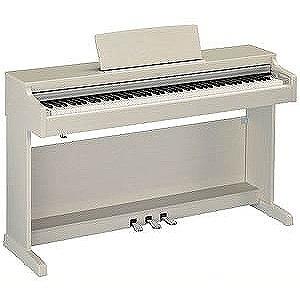 YAMAHA 電子ピアノ ARIUS(アリウス) YDPシリーズ(88鍵盤/ホワイトアッシュ調仕上げ) YDP‐163WA(標準設置無料)