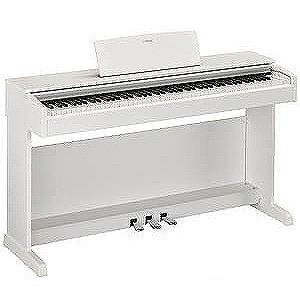 YAMAHA 電子ピアノ ARIUS(アリウス) YDPシリーズ(88鍵盤/ホワイトウッド調仕上げ) YDP‐143WH(標準設置無料)