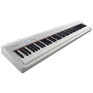 ローランド ステージピアノ FPシリーズ(88鍵盤/ホワイト) FP‐30‐WH