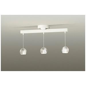 大光電機 LED3灯コードシャンデリア 電球色 DXL‐81220