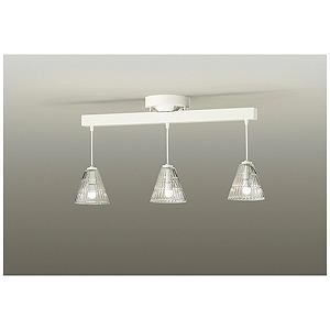 大光電機 LED3灯コードシャンデリア 電球色 DXL‐81221