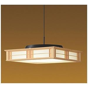 大光電機 リモコン付和風LEDペンダントライト 調光・調色(昼光色~電球色) DXL‐81235