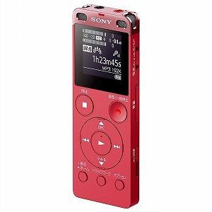 ソニー 「ワイドFM対応」リニアPCMレコーダー「4GB」(ピンク)  ICD‐UX560FPC