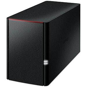 バッファロー ネットワークHDD 「有線LAN/USB2.0・6TB」 SOHO向けリンクステーション LS220DN0602B