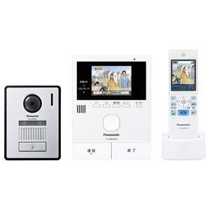 パナソニック ワイヤレスモニター付テレビドアホン 「どこでもドアホン」 VL‐SWD303KL