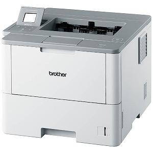 ブラザー A4モノクロレーザープリンター JUSTIO HL‐L6400DW