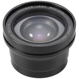 富士フイルム ワイドコンバージョンレンズ(ブラック) WCL‐X70