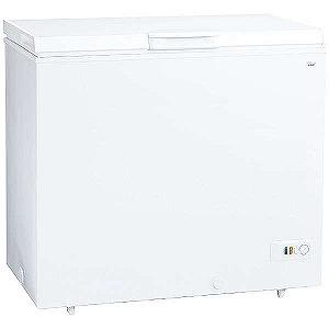 AQUA 直冷式冷凍庫 (205L・上開き) AQF‐21CE‐W (スノーホワイト) (標準設置無料)