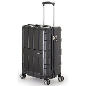 A.L.I スーツケース ALI1511(40L)オールブラック ALI1511 (オールブラック)(送料無料)
