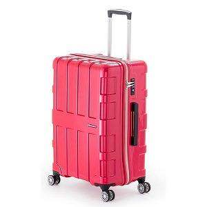 A.L.I スーツケース ALI1601(60L)パープリッシュピンク ALI1601 (パープリッシュピンク)(送料無料)