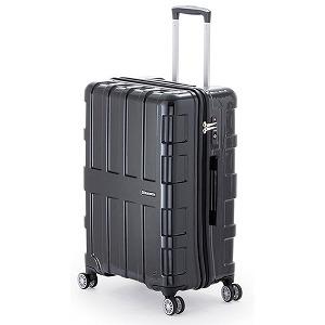 A.L.I スーツケース ALI1701(96L)オールブラック ALI1701 (オールブラック)