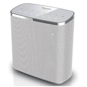 パナソニック Bluetooth・WiFi対応 防水スピーカー SC‐ALL05‐W (ホワイト)(送料無料)