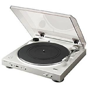 DENON レコードプレーヤー DP-200USB-SP (プレミアムシルバー)