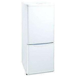 大宇電子 2ドア冷蔵庫 (150L) DR‐B15‐EW (ホワイト)(標準設置無料)
