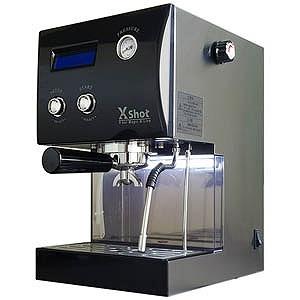 西山工業 多機能エスプレッソ&ドリップマシン 「X Shot」 NX141‐B ブラック
