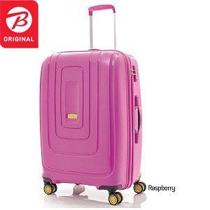 アメリカンツーリスター TSAロック搭載スーツケース「Lightrax」 Sサイズ(34L)(ラズベリー) AD880001(H03)