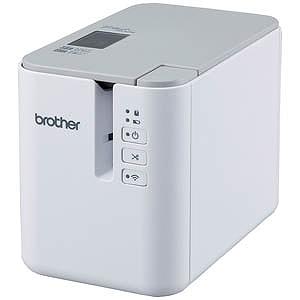 ブラザー ラベルライター オフィス・医療業界向けモデル(テープ幅:36mmまで) PT‐P900W