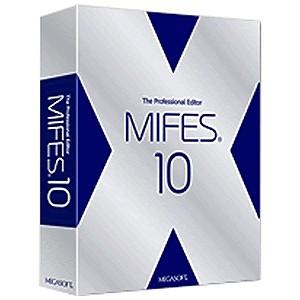 メガソフト 〔Win版〕MIFES 10(マイフェス 10) MIFES 10(WIN