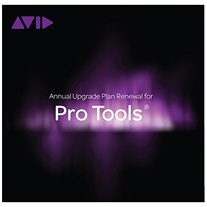 AVID Annual Upgrade Plan Renewal for Pro Tools PTアップグレードバン(HYB