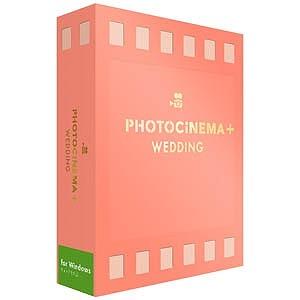 デジタルステージ 〔Win版〕PhotoCinema+ Wedding(フォトシネマ・プラス・ウェディング) DSP05912(Win
