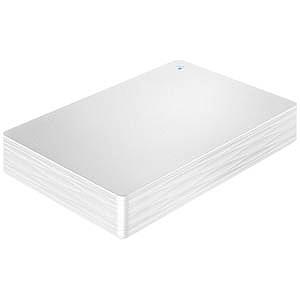 I・O・DATA ポータブルHDD HDPH-UTシリーズ「カクうす 波(なみ)」(ホワイト) HDPH‐UT2DW(送料無料)