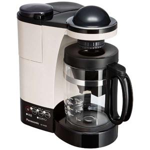 パナソニック パナソニック ミル付き浄水コーヒーメーカー(5杯分) NC-R400-C (カフェオレ), オフィストレンド:0240b7fd --- sunward.msk.ru