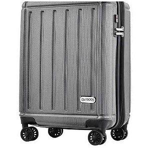 9ce6923777 オリジナルスーツケース 総外寸三辺合計115cm フラットデザインとダブルキャスターで快適【スペック】  ○型式:OD069248BKC(H03(OD‐0692‐48 (ブラックカーボン))