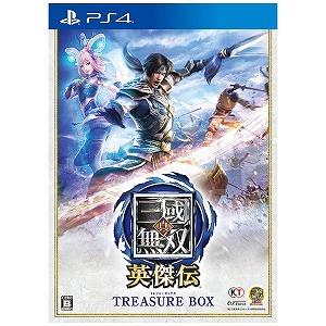 コーエーテクモゲームス PS4ゲームソフト 真・三國無双 英傑伝 (TREASURE BOX)