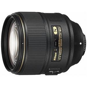 ニコン 交換レンズ AF-S NIKKOR 105mm f/1.4E ED(ニコンFマウント) AFS1051.4E