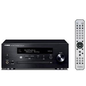 YAMAHA (ワイドFM対応)ネットワークオーディオプレーヤー(ブラック) CRX-N470B(送料無料)