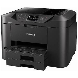 Canon A4インクジェット複合機[無線LAN/有線LAN/USB2.0]MAXIFY MB2730
