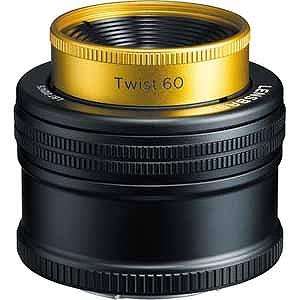 トキナー 交換レンズ レンズベビーTwist 60(ツイスト60mm)F2.5(ニコンFマウント) TWIST60ニコンF(ニコン