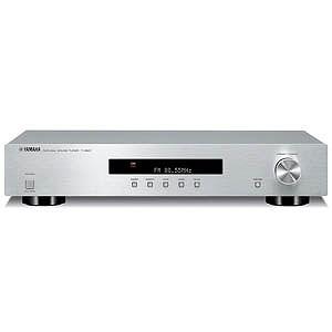 YAMAHA 「ワイドFM対応」FM/AMチューナー(シルバー) T‐S501S(S