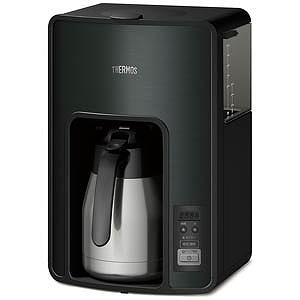 サーモス 真空断熱ポット コーヒーメーカー(1.0L) ECH-1001-BK (ブラック)(送料無料)