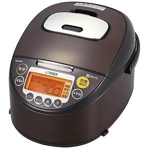 タイガー IH炊飯ジャー(5.5合炊き)「炊きたて」(ビックカメラオリジナルモデル) JKT‐100BK (ブラック)(送料無料)
