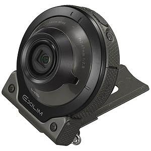 CASIO コンパクトデジタルカメラ Outdoor Recorder EXILIM EX-FR100CA【カメラ部単体】(ブラック)
