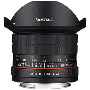 交換レンズ 12mm F2.8 ED AS NCS Fisheye フルサイズ対応(ペンタックスKマウント)(送料無料)