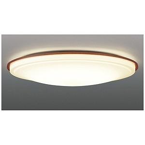 東芝 リモコン付LEDシーリングライト(~8畳)調光・調色(昼光色~電球色) LEDH0802A-LC(送料無料)