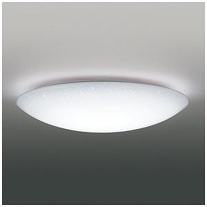 東芝 リモコン付LEDシーリングライト(~8畳)調光・調色(昼光色~電球色) LEDH0805A-LC