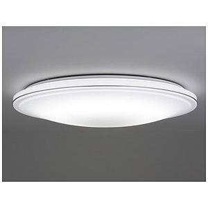 東芝 リモコン付LEDシーリングライト(~10畳)調光・調色(昼光色~電球色) LEDH1006A-LC