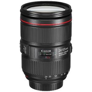 Canon 交換レンズ EF24-105mm F4L IS II USM(キヤノンEFマウント) EF2410540LIS2(送料無料)