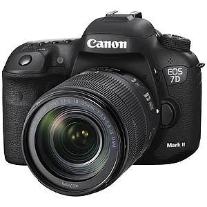 Canon EOS 7D Mark II(G)【EF-S18-135 IS USM レンズキット】 EOS7DMK2LKWE1